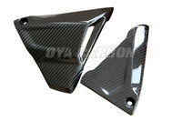 Carbon Fiber motorcycle Side Panels for BMW R1200 GS 2013
