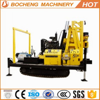 core sample drilling rig/ soil testing drilling rig/ small bore well drilling machine