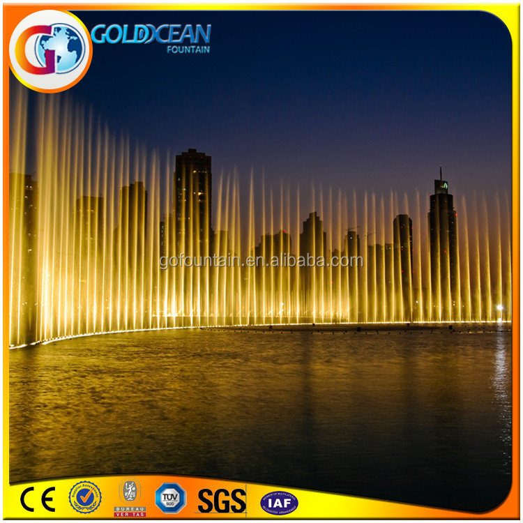 Latest Product Fashionable Indoor Outdoor Water Lake Fountain