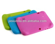 7inch rubber case for RK3026 kids tablet pc protector cover
