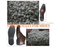 TR raw material/tpr granule for shoes TPE TR