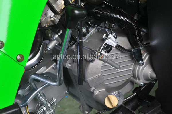 atv 250CC CVT transmission with reverse EEC approved