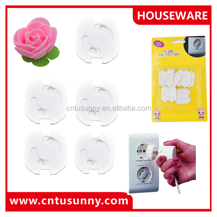 Baby home safety floor outlet cover