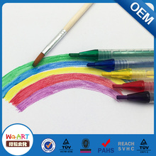 Free Sample Water Colour Velvet Pencils for Drawing