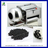 stainless steel home Chinese pill/ medicine pill making machine from China DZ-20