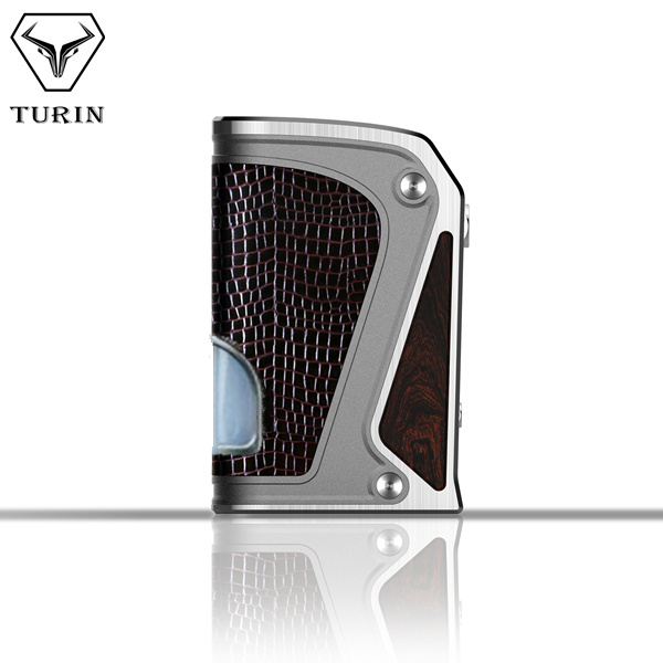 2017 squonk box mod with latest DNA chip SQ Turin DNA 75 mod bf mod