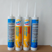 construction silicon actic auto glass silicone sealant