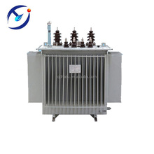 630 kva transformer/Oil Immersed Transformer winding material copper