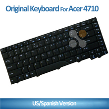 Genuine New US Laptop keyboard for Acer 4530 4710 4720 5300 5730 5732 07A23U4-6981 NSK-AKA1D