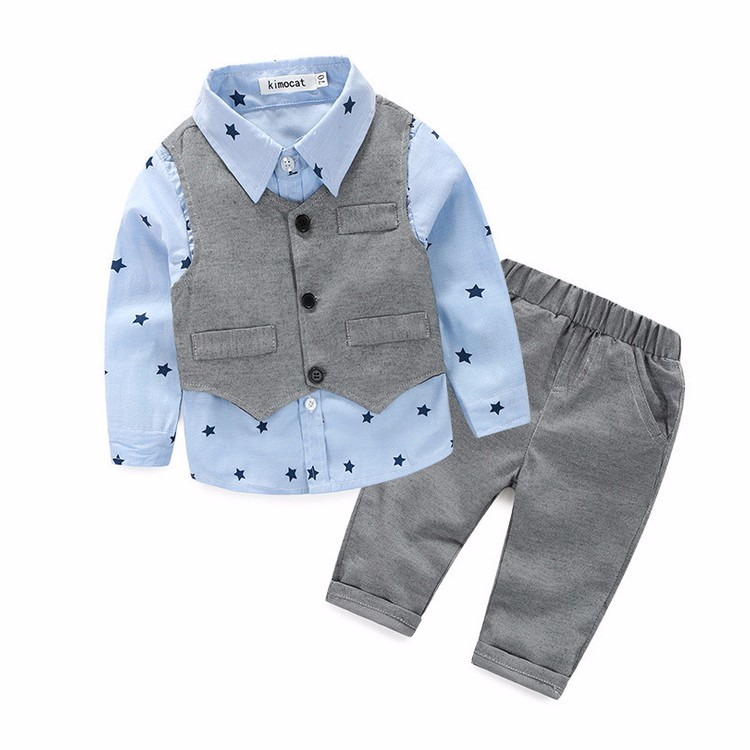 Bearsland Boutique China Cute Kids Clothes Clothing Set