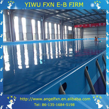 Supply for galvanized steel swimming pool