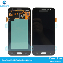 Cell phone lcd display screen lcd for samsung galaxy j1 ace j110 j2 j5 j7 lcd screen j1 2016