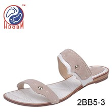 2015 New design factory price fashion design flat ladies shoes