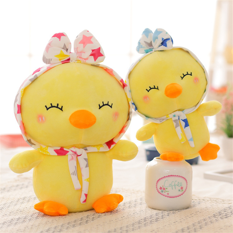 Plush Toy Fashion Custom Small yellow chicken stuffed toys and plush toys