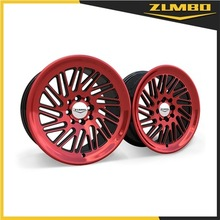 ZUMBO S0056 Fashion design 16 inch alloy wheels for cars Alloy Wheel with PCD 5X114.3 JWL VIA