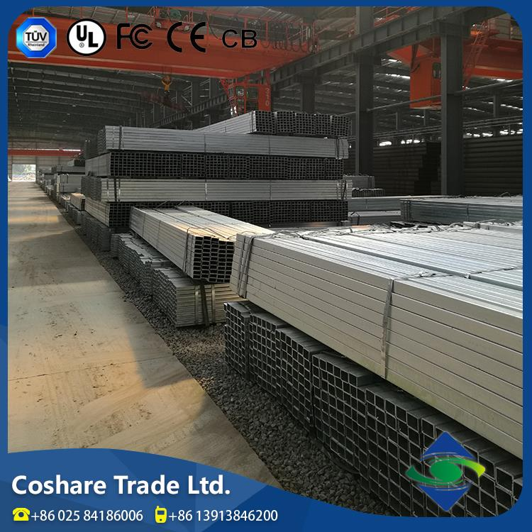COSHARE- Passed GSG User feedback is good cheap price 50mm x 50mm square tube