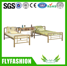 New design school student popular metal double used cheap bunk bed metal bed