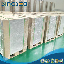 china supplier large stocklot clay coated triplex paper board in rolls