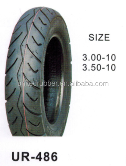 Motorcycle Tubeless Tyres 3.50-10 /Motorcycle Tyre