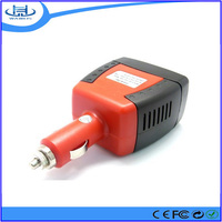 Portable Charger 150W Car Power Inverter Adapter 12V DC to 110V/220V AC USB Charger Converter Power Supply