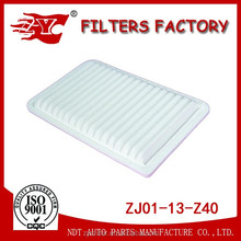 High density auto air filter for Mazda M3 in air intakes oem:ZJ01-13-Z40