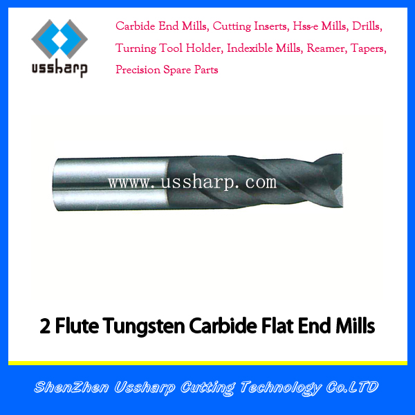 CNC durable extra long milling cutters