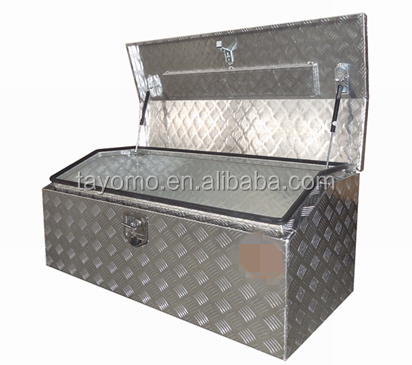 obere ffnung seewasserbest ndigem aluminium ute toolbox. Black Bedroom Furniture Sets. Home Design Ideas