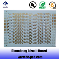 air conditioner universal pcb board 94v0 pcb tv mainboard