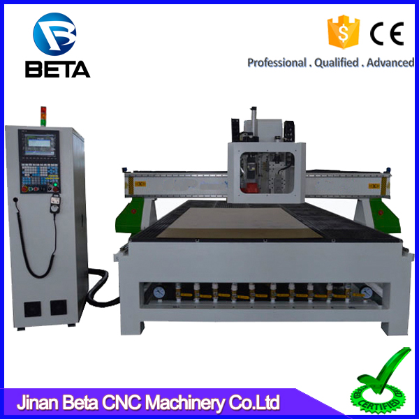 Germany technology oscillating knife 3d automatic cnc fabric cutting router machine for paper box making