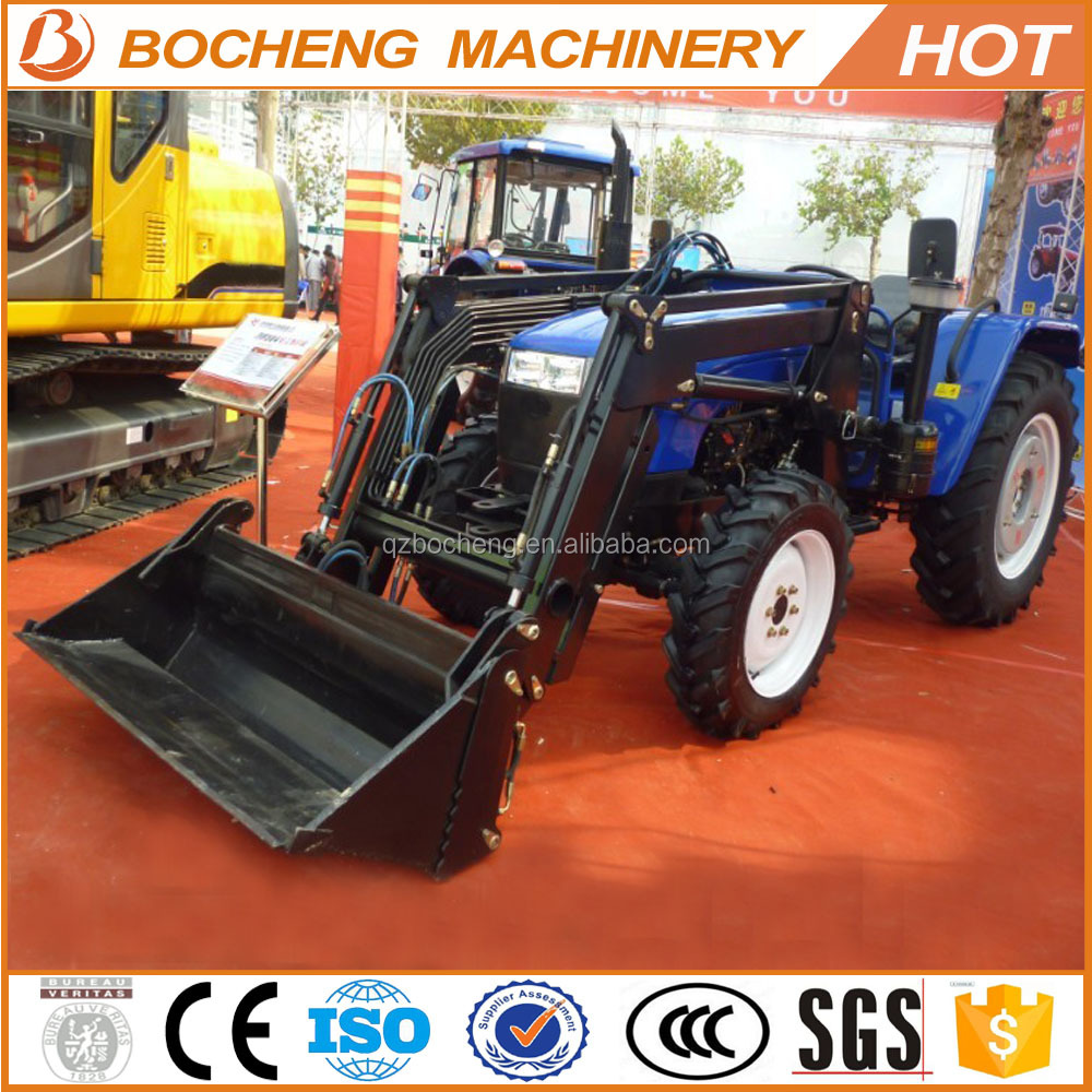 with front end loader 50hp XINCHAI engine 504 tractor loader
