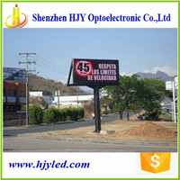 P10 outdoor dot matrix led pharmacy cross display