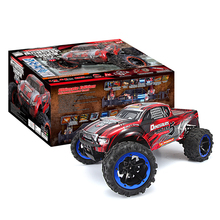 Newest high quality 2 differentials rc racing car with brushless motor