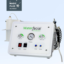 A0619 Hydro dermabrasion machine facial pore cleanser machine with oxtgen jet