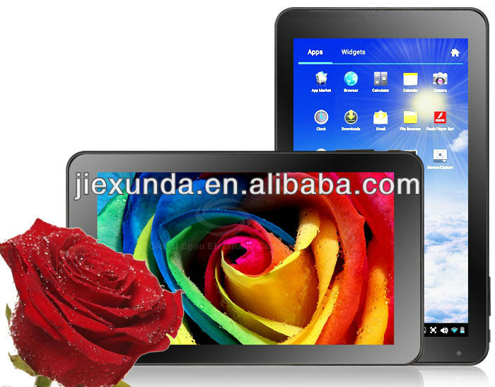 10inch 8850 Tablet laptop Android 4.1 with Webcam factory price