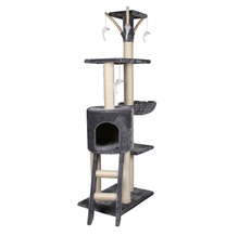 RoblionPet Cat Scratching Poles Condos Towers and Trees House Furniture