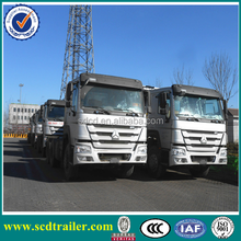 336hp 371hp 420hp CNHTC 6*4 tractor head truck trailer trucks for transportation made in China