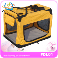 luxury Pet folding bag airline approved cute cheap dog cat out package Portable expandable pet carrier bag