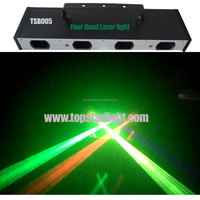wholesale products Four head RGB or RGBY or RGB+UV color laser/home laser show