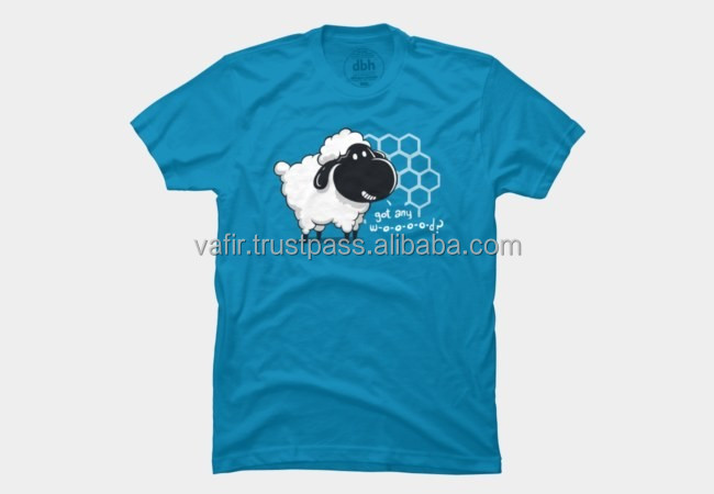 Cotton T-shirt With your design printing
