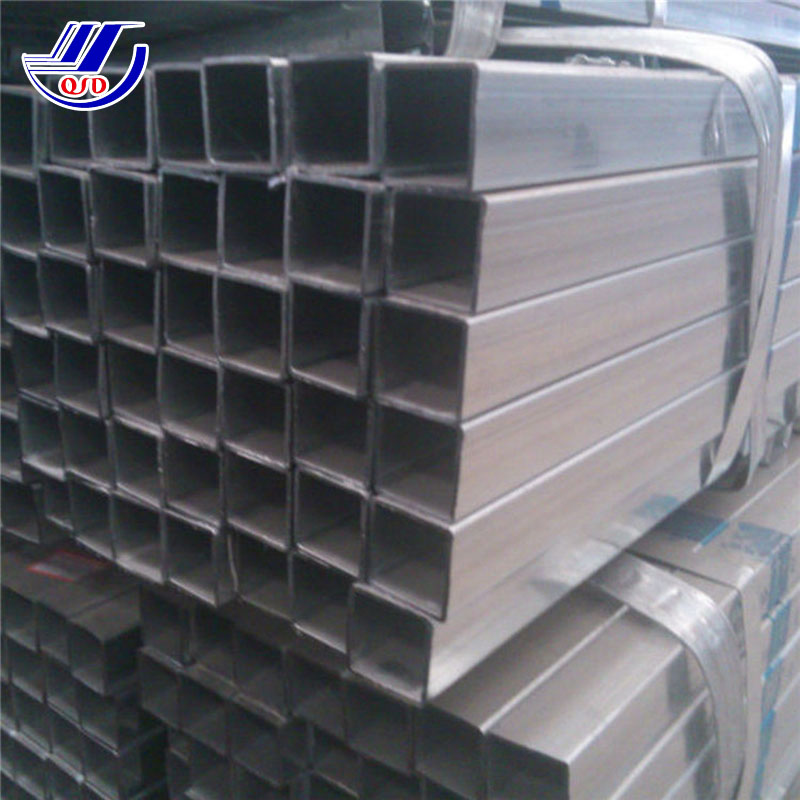 gi pipe class b pre galvanized square hollow section