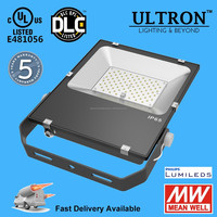 Commercial UL Driver Lighting 60W LED Flood Light Sport Field Tennis Court Gym Led Light Stadium Led