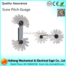 Metric screw pitch gauge Gauge Measuring Instruments