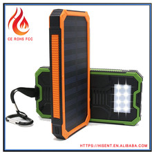 Get free samples school new idea gift 15000mah solar power bank charger to charge laptop for trading business