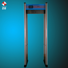 Security detection system door frame metal detector 3d body scanner