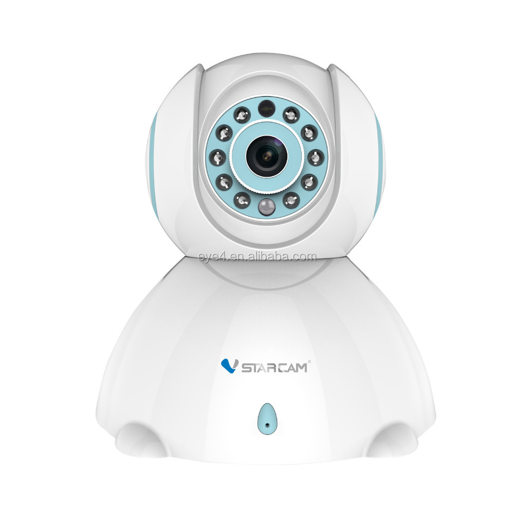 H.264 CMOS Wireless Indoor HD P2P P/T video security wifi ip camera electrical item list