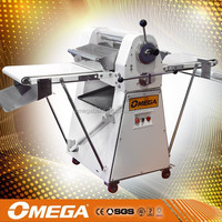 commercial stand type bakery equipment automatic dough sheeters price