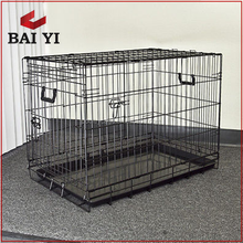 Cheap Wire Dog Cages / Dog Crates Wholesale / Chain Link Dog Kennel For Sale