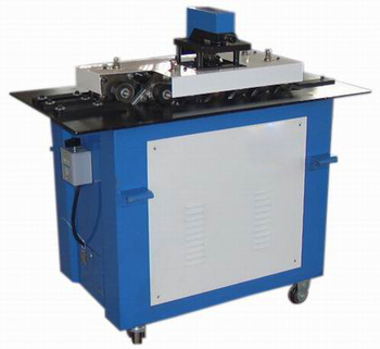 Hot sale edge folding and trimming machine,pittsburgh Lock Forming Machine,seven function nip machine