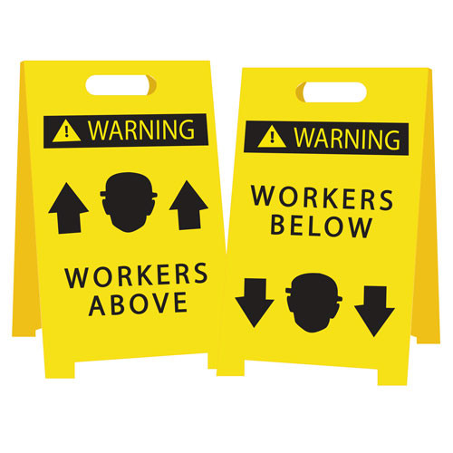 Best Hotel Yellow Wet Floor Accident Hazard Warning Sign