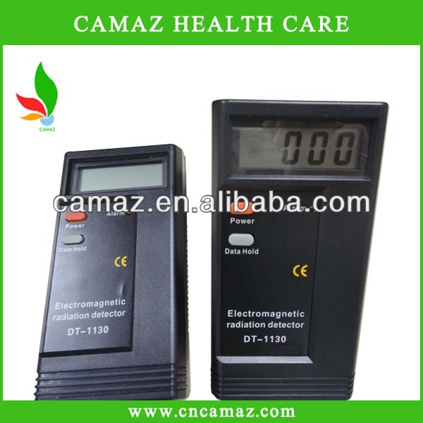 Electromagnetic radiation tester for used in the household electrical appliance